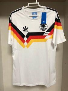 ADIDAS-Camiseta-Alemania-Vintage-mundial-1990-NUEVA