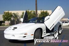 VDI Pontiac Fire Bird Trans Am 1993-1997 Bolt-On Vertical Lambo Doors