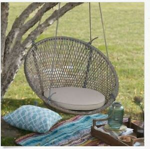 hanging rattan without swing seat modern wicker stand egg amazing chair cool bowl canada for