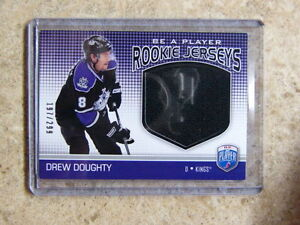 08-09-BAP-Be-a-Player-Rookie-Jersey-DREW-DOUGHTY-299