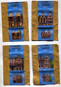 Schokoladen-Papier/Chockolate-Paper Brügge-Serie komplett - Grefrath, Deutschland - Schokoladen-Papier/Chockolate-Paper Brügge-Serie komplett - Grefrath, Deutschland