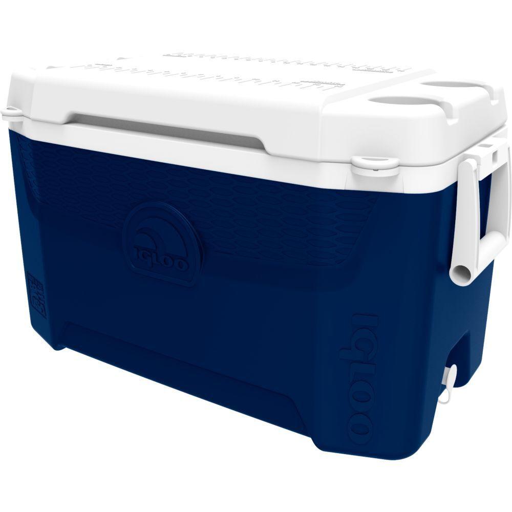 Igloo Quantum 55 - Kühlbox Glacière Boîte Isolée Refroidisseur Glace