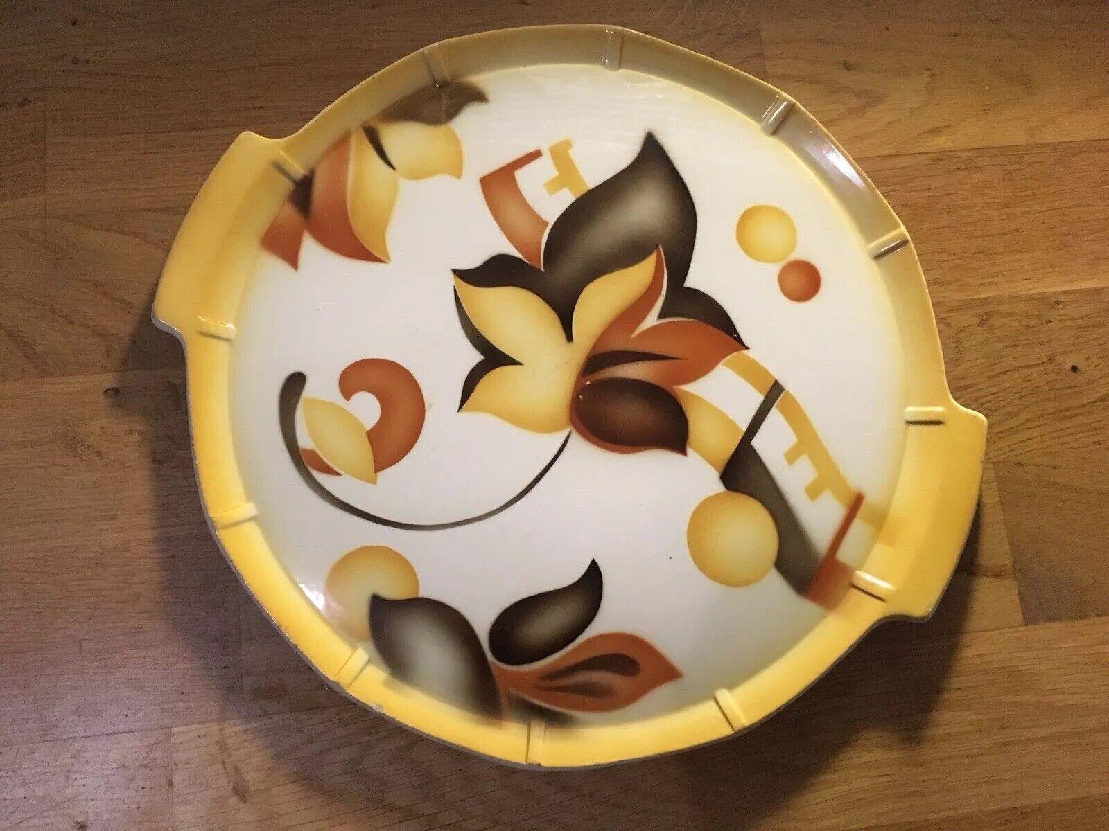 La Cina tè in ceramica Vassoio Per Dolci Retrò