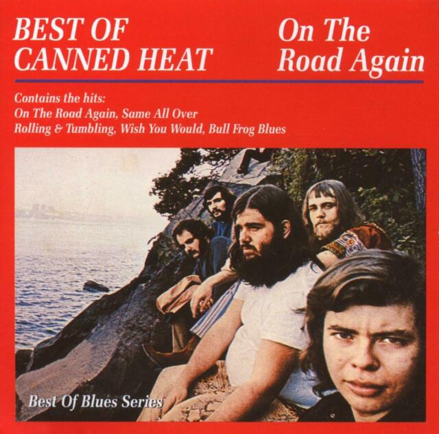 Canned Heat - On the Road Again [Aim]
