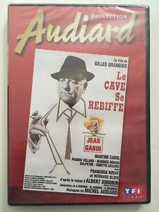 Le-Cave-se-Rebiffe-DVD-NEUF-SOUS-BLISTER-Jean-Gabin-Bernard-Blier