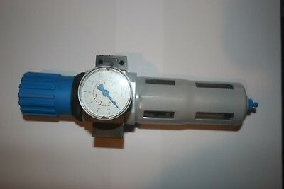 1 X Festo Filterregelventil Lfr-3/8-d-midi 159582 Neu Ohne Ovp; As04