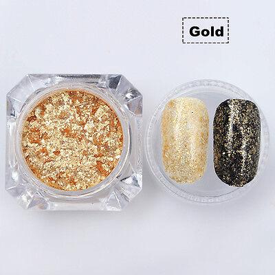 1.5g/Box BORN PRETTY Nail Art Glitter Powder Shining Manicure Tips DIY