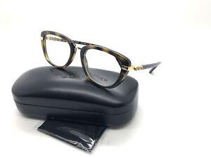 6406e5f674 Image is loading Coach-Eyeglasses-HC6106B-5453-Tortoise-Gold-Frames-50mm-