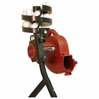 Heater Sports Basehit Baseball Pitching Machine With Bonus Ball Feeder on sale