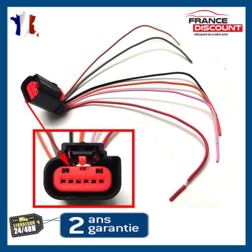 Réparation Kit connecteur câble Débitmètre Citroen Fiat Ford Volvo Peugeot