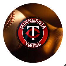 Minnesota Twins Baseball Round Mousepad Mouse Pad Great Gift Idea RMP2016