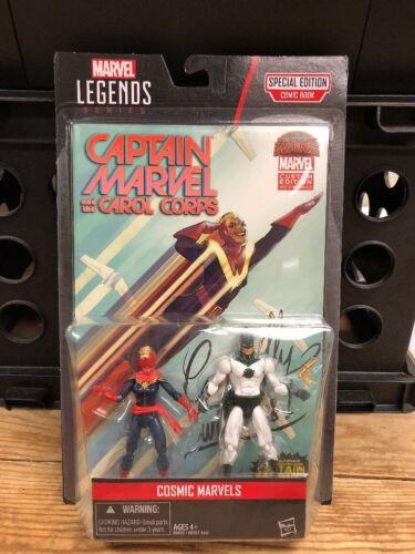CAPTAIN MARVEL Carol Danvers ACTION FIGURES /& COMIC BOOK MARVEL LEGENDS