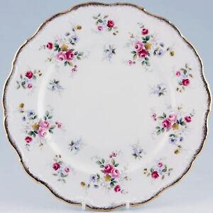 Image is loading TENDERNESS-Royal-Albert-dinnerware-BREAD-&-BUTTER-6-  sc 1 st  eBay & TENDERNESS Royal Albert dinnerware BREAD u0026 BUTTER 6.25