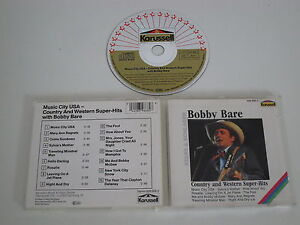 Bobby Bare/Country and Western Super-Hits With Bobby Bare (Karussell 839 668-2)