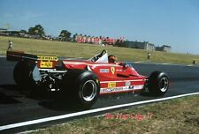 Gilles Villeneuve Ferrari 312 T5 Argentine Grand Prix 1980 Photograph 3