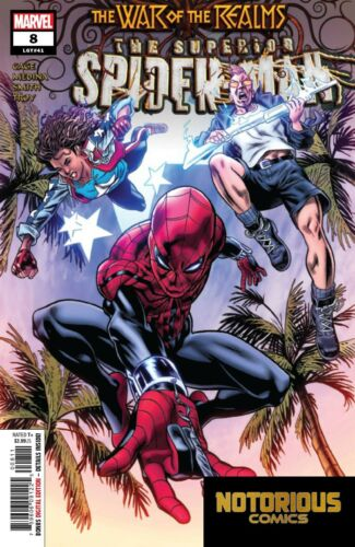 Superior Spider-Man #8 Marvel Comics 1st Print EXCELSIOR BIN