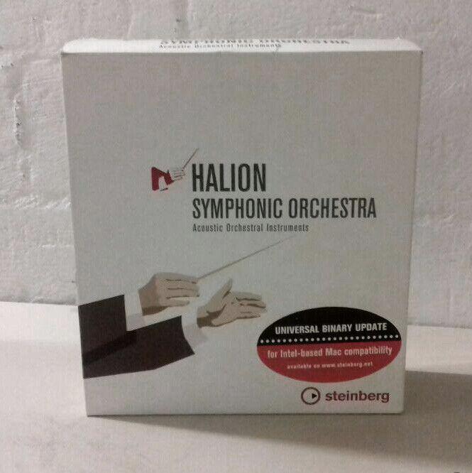Steinberg Halion Symphonic Orchestra Upgrade