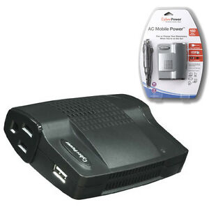 Cyberpower-160W-Mobile-Power-Inverter-with-USB-Charger-Built-in-Surge-Protection