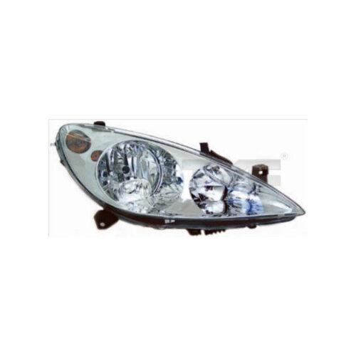 Hauptscheinwerfer TYC 20-0166-15-2