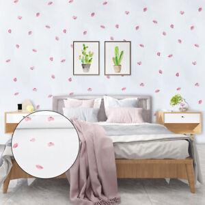 Home Cal Waterproof Self-Adhesive Paper Wallpaper,Petal Pattern,1.97ⅹ16.4ft