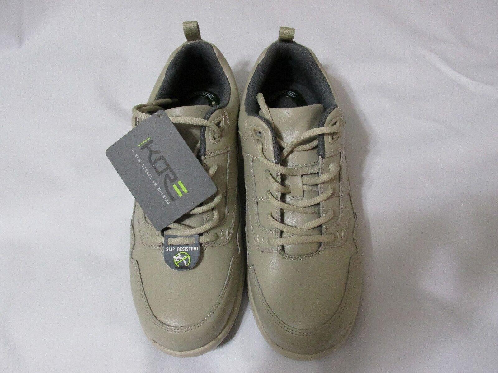 Nunn Bush Kdr Comfort  Gel Men's shoes Size 10 X W , 84339-106