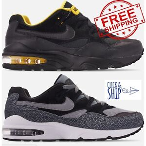 new product 5b163 8c9bb Image is loading MENS-NIKE-AIR-MAX-2-94-Running-Shoes-