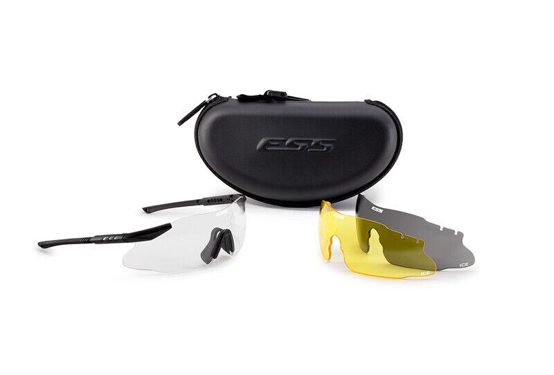 ESS Hielo 3LS Eyeshield intercambiables, especificaciones mil, Nuevo, Original 740-0020