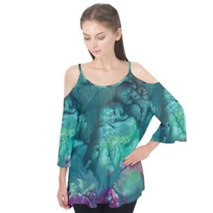 Originaldesigner Sleeve medium10 Size Bluefearie Futter Top 14uk Tee Exclusive AOqBgxp