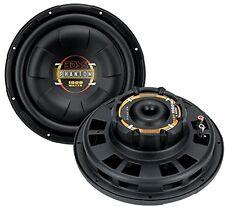 Boss D10f 10 800w Shallow Mount Diablo Series Car Audio Subwoofer Sub