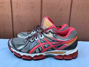 Asics Womens Gel NimbuS 15 (2A) US 10 EUR 42 Running Shoes T3B8N