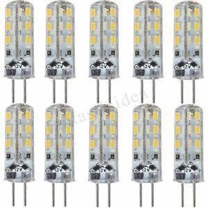 10x-G4-LED-1-5W-SMD-LED-Stiftsockel-Leuchtmittel-Strahler-Lampe-Warmweiss-3