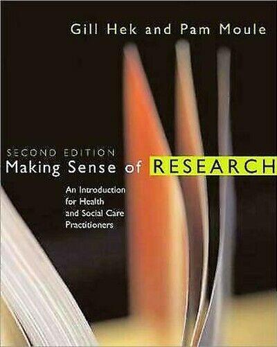 Macht Sense von Research: an Introduction für Gesundheit und Social Care