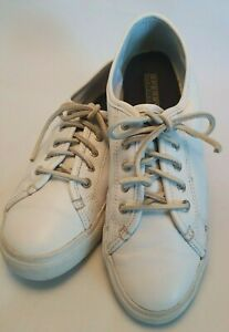Sperry Top Slider White Tennis Shoes