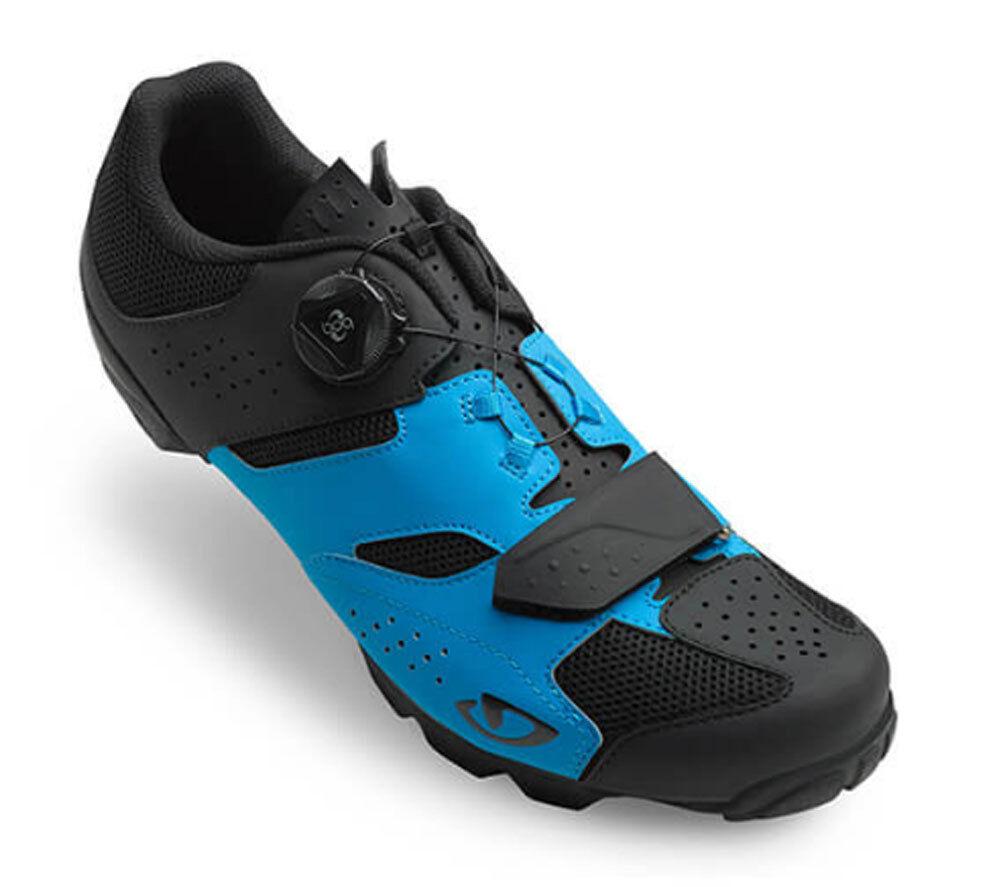 Giro Schuhe MTB Cylinder Blau