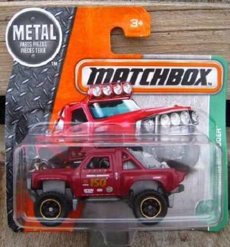 Sonora Shredder  Matchbox 61//125  Maßstab 1:64  OVP  NEU