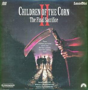 Children-Of-The-Corn-II-The-Final-Sacrifice-Laserdisc-Movie