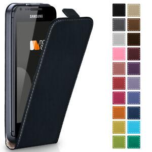 360-Grad-Schutz-Hulle-fur-Samsung-Galaxy-S2-Klapp-Hulle-Etui-Komplett-Flip-Case