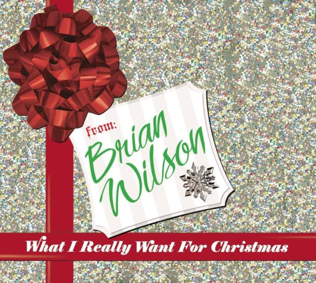 Brian Wilson - What I Really Want For Christm CD #1974402