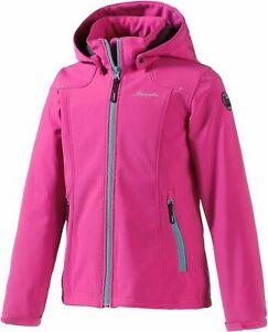 noch eine Chance Super günstig neueste Art von Details zu Icepeak Mädchen Kinder Jacke Snowboardjacke Softshelljacke  Skijacke Pink Gr. 176