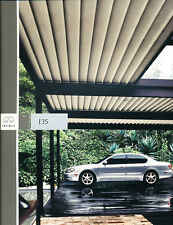 2004 Infiniti I35 28-page Original Car Sales Brochure Catalog