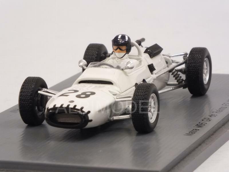 Matra MS5 Grand Prix De Reims F2 1966 Graham Hill 1 43 SPARK S5411