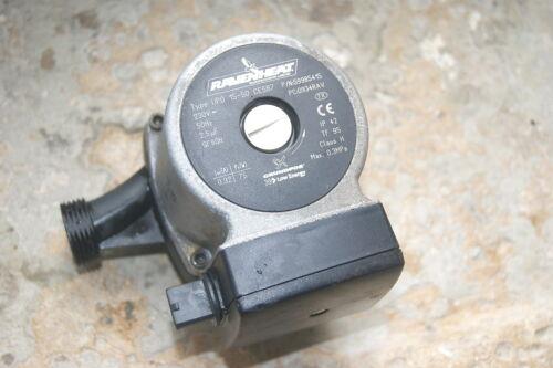 Pompe de chaudiere circulateur GRUNDFOS UPO 15-50 CES87 Ravenheat garantie 7