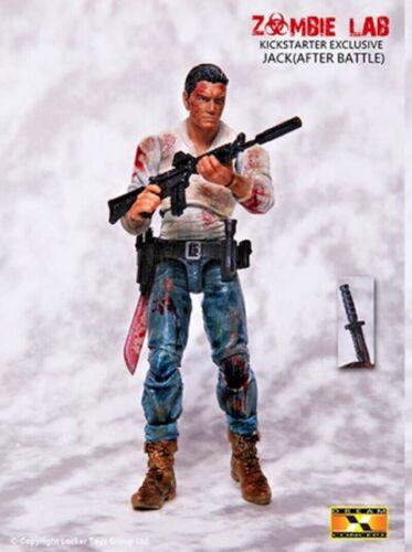 Zombie Lab-E004 Jack sanglante pédale de démarrage Exclusive-Neuf scellé dans la boîte