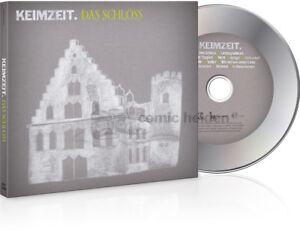 KEIMZEIT-DAS-SCHLOSS-CD-Original-mit-Autogrammkarte