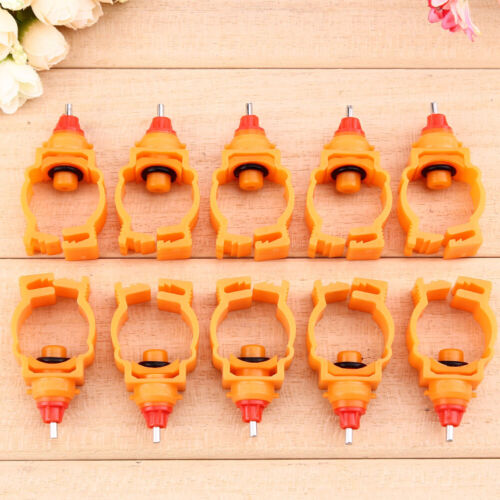 Automatic Poultry Spring Water Drinking Nipple//Feeder for Chicken Duck Hen
