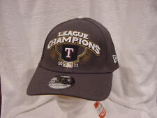 SWEET Texas Rangers 2011 WS Men's One Size New Era 39thirty Flex Fit Hat, NWT!