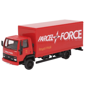 Oxford Diecast 1:76 Ford Cargo Box Van Parcelforce 76FCG005