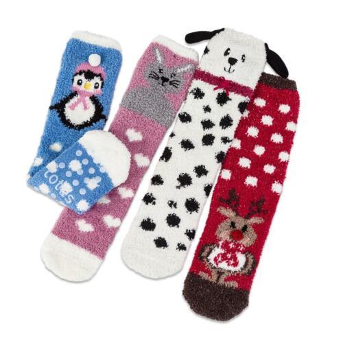 Totes Donna Novità accogliente Sock