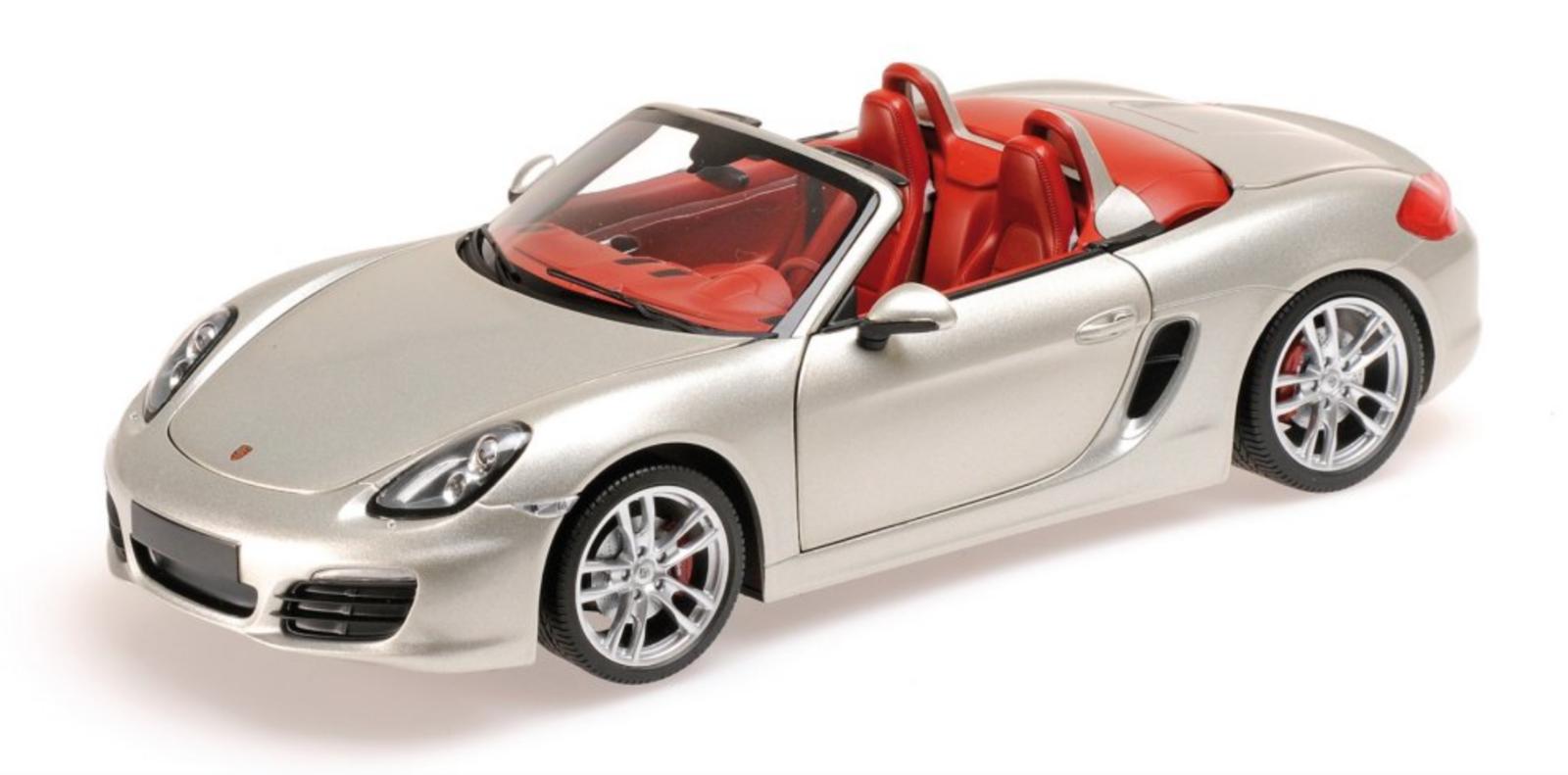 1 18 Porsche Boxster 2012 1 18 • Minichamps 110062030