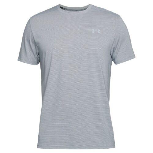 Under Armour Threadborne Streaker Shortsleeve Shirt steel reflective 1271823-038